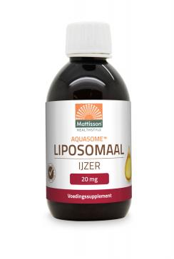 Aquasome® Liposomaal IJzer 20 mg - 250 ml