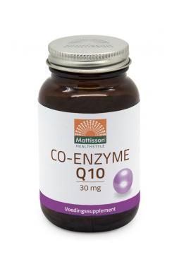 Co-enzym Q10 - 30mg - 60 capsules
