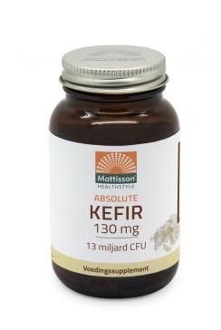 Kefir Probiotica 130mg - 60 capsules