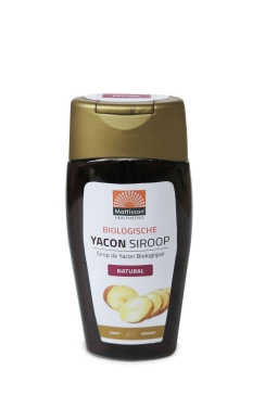 Biologische Yacon siroop - 250 ml