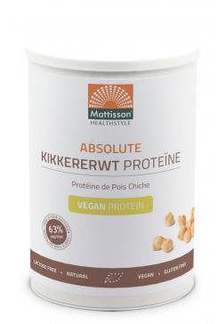 Kikkererwt proteïne poeder 63% - 400 g