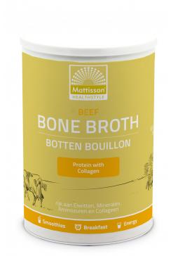 Bone Broth - Runder Botten Bouillon - 250 g