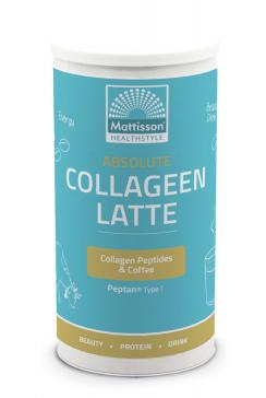 Collageen Latte - Cappuccino smaak