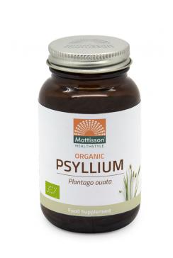 Biologische Psyllium 750mg - 90 capsules