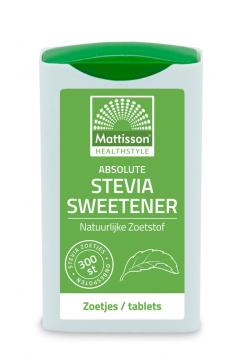 Stevia Zoetstof - 300 tabletten