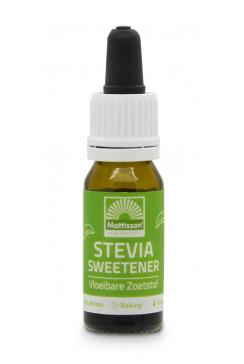 Stevia - Vloeibare zoetstof - 20 ml