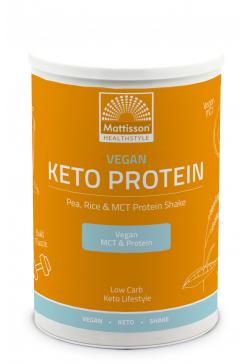 Vegan Keto Proteïne Shake - Erwten, rijst & MCT - 350 g