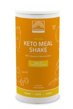 Vegan Keto Meal Shake - Vanille kaneel - 500 g