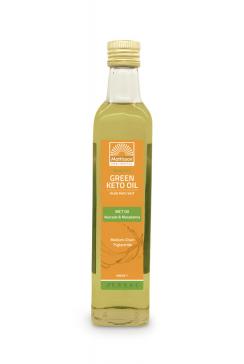 Groene Keto Olie - MCT Olie, Avocado & Macadamia
