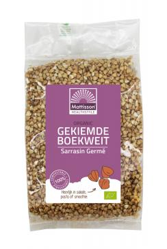 Biologische Gekiemde Boekweit - 200 g