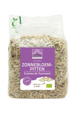 Biologische Zonnebloempitten - 400 g