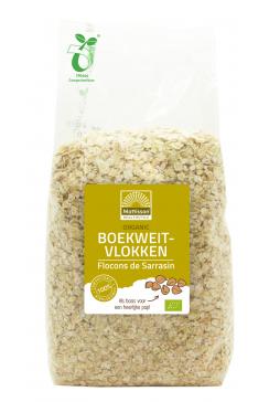Biologische Boekweitvlokken - 500 g