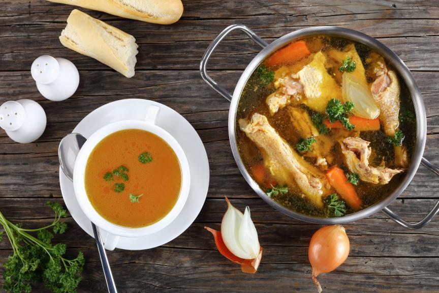 Bone Broth, de ideale gezonde basis voor iedere soep!